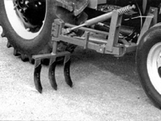 3 Tooth Cultivator